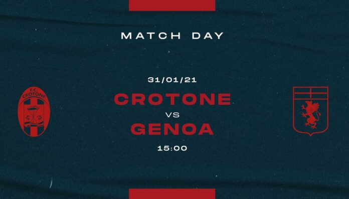 Crotone-Genoa