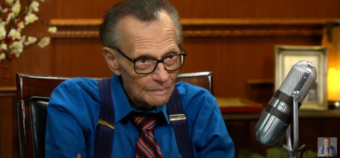 larry king si spegne a 87 anni