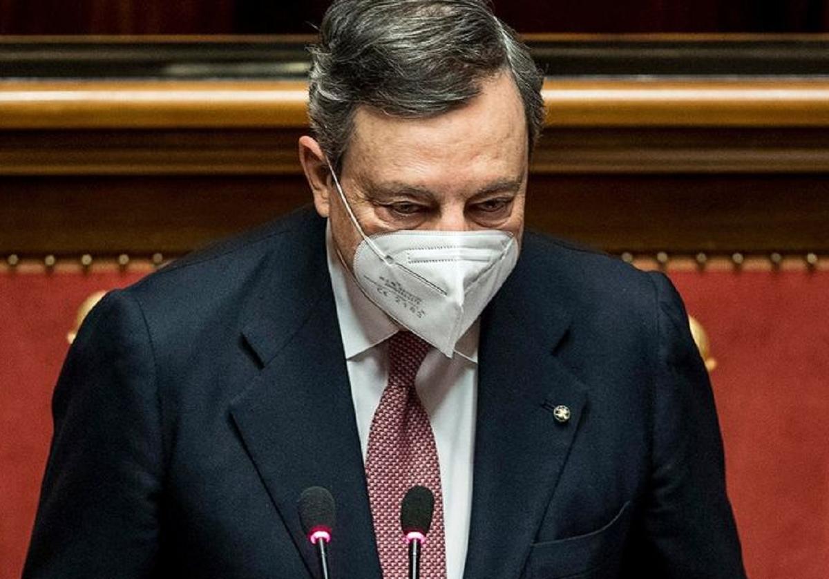 Draghi dpcm DEF