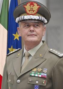 Generale Pietro Serino Esercito