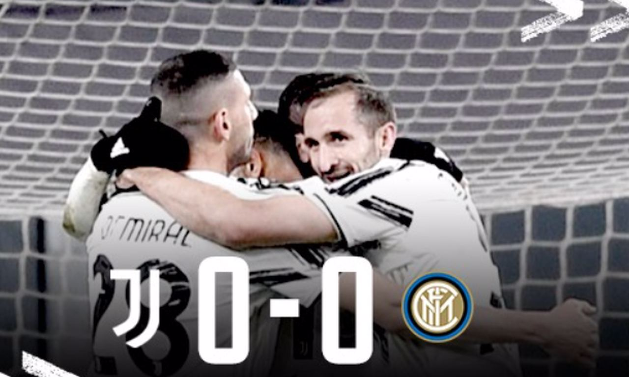 Afbeeldingsresultaat voor juventus inter 0-0 coppa italia 2021