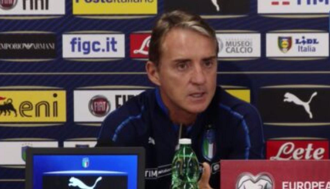 Mancini, Italia
