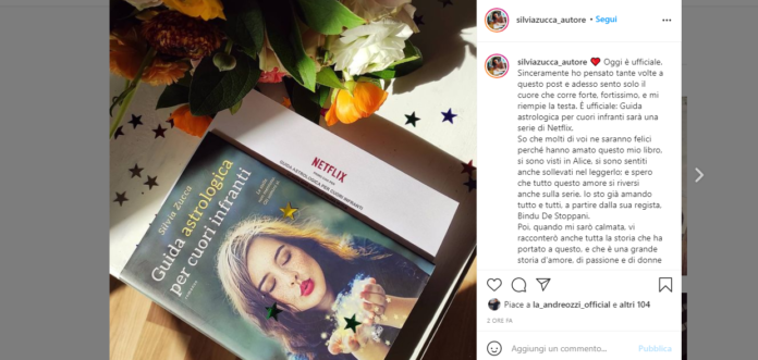Netflix Guida astrologica per cuori infranti