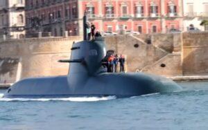 Fincantieri, commessa da 1,35 miliardi per realizzare 2 sottomarini U212 NFS per la Marina