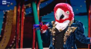 Il Pappagallo vince la seconda edizione de Il Cantante mascherato