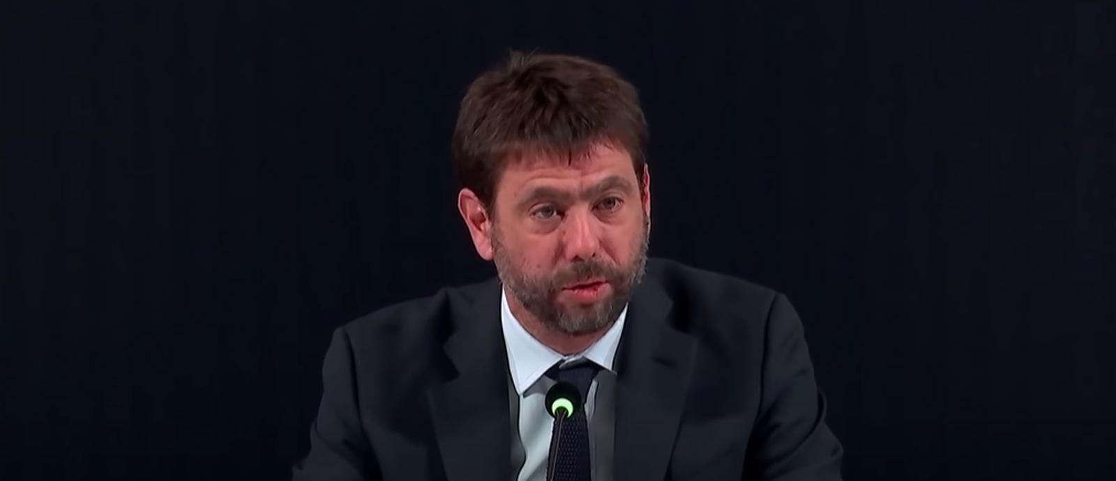 Superlega, Juventus, comunicato, Agnelli