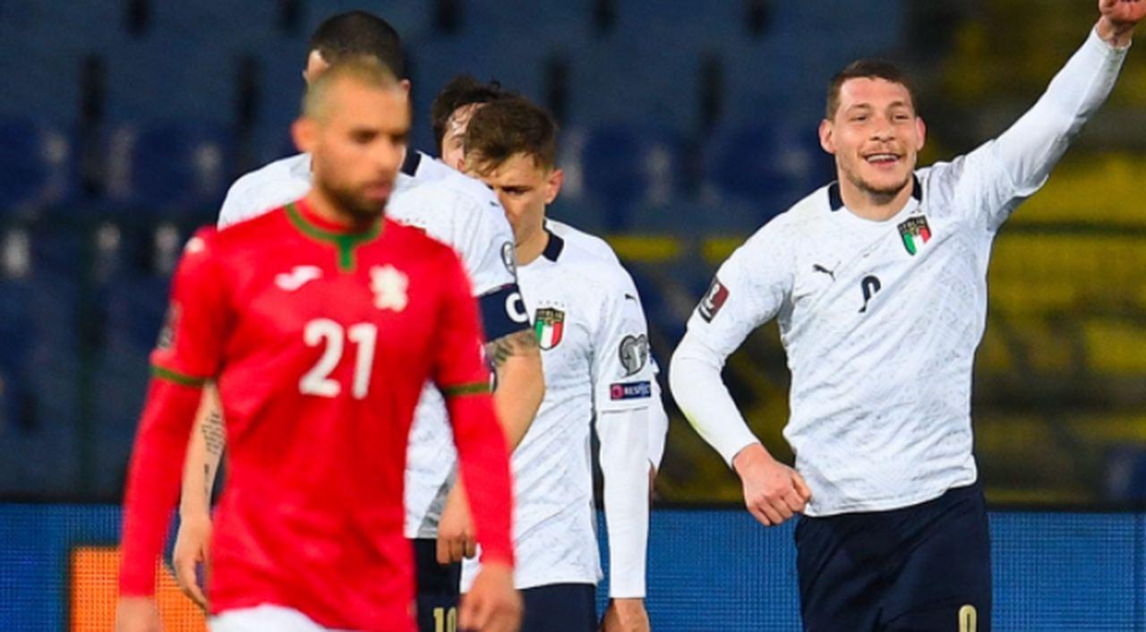 Italia, Euro 2020