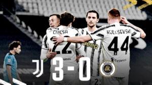 Juventus-Spezia 3-0 |  Morata l'imprescindibile |  con l'attaccante la Signora cambia volto