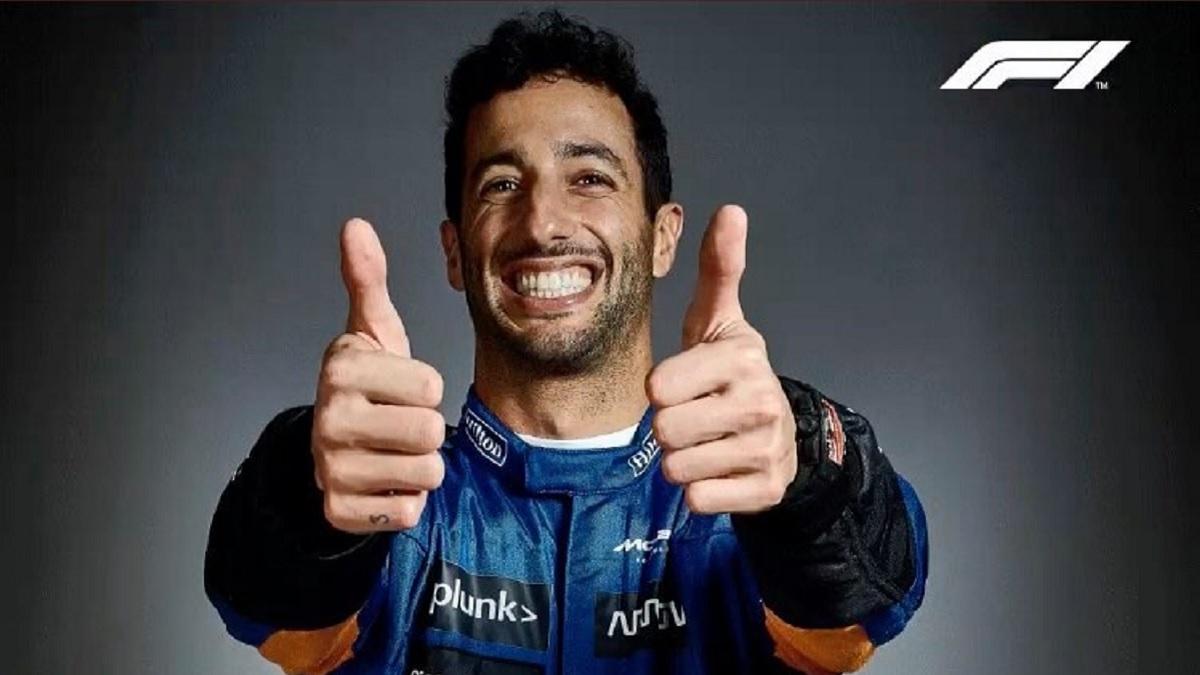 GP Monza, Ricciardo