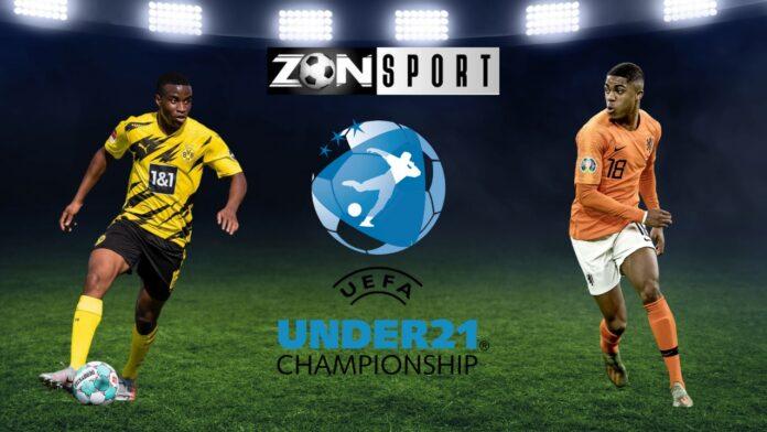 zon sport, europei under 21