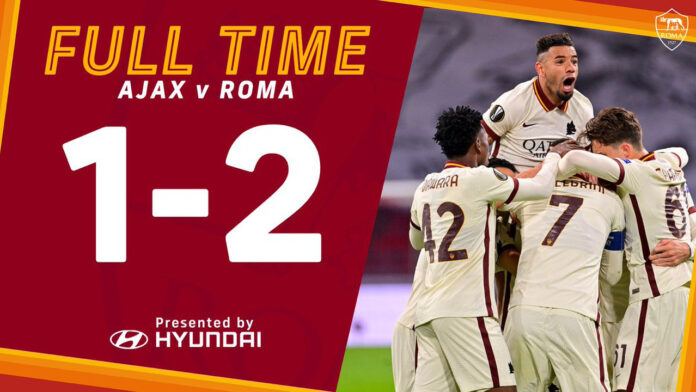 Ajax-Roma