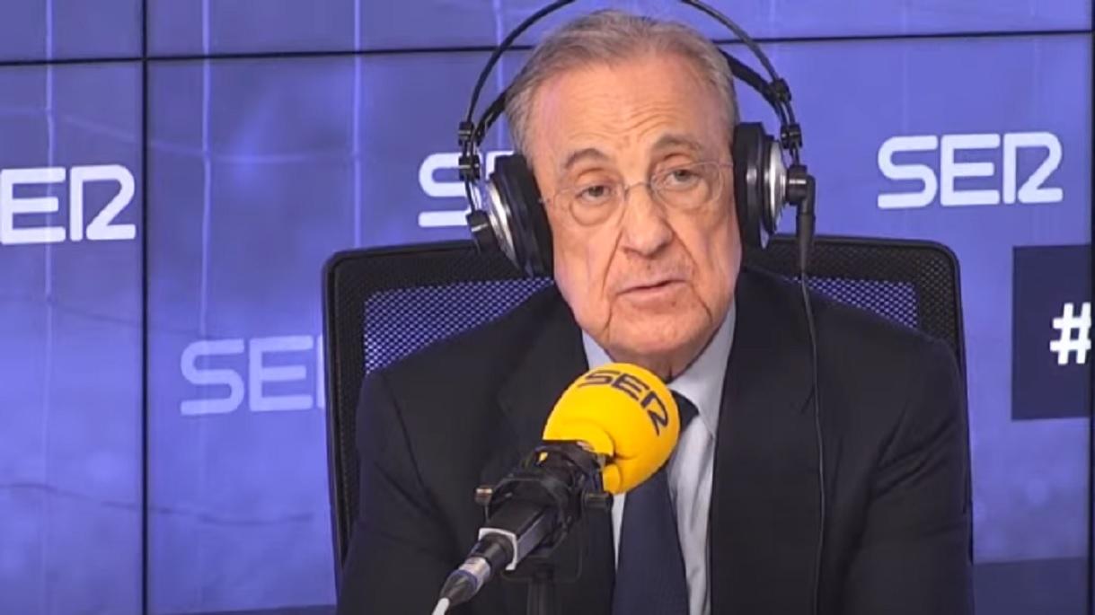 Florentino Perez, Superlega