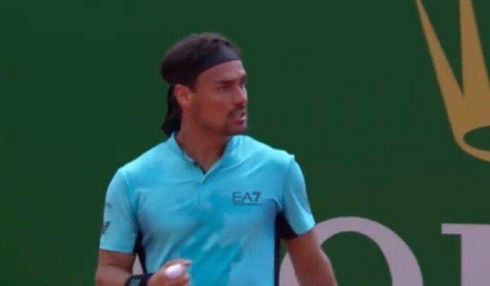 Fognini, Roland Garros