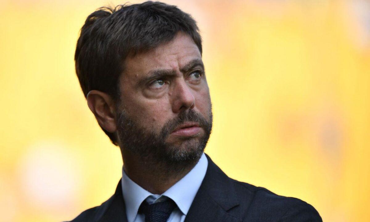 Agnelli, Juventus, Superlega