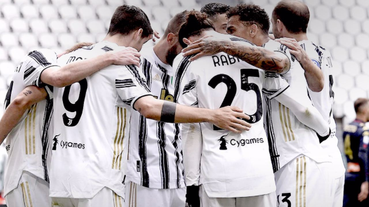 Juventus, Supercoppa