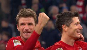 Bayern Monaco campione. Per i bavaresi è la nona Bundes consecutiva