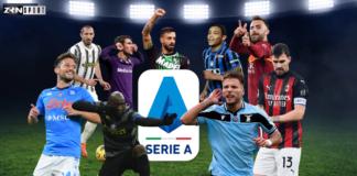Serie A,volta Champions League