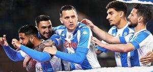 Napoli Lazio 5 2: Insigne incanta, biancocelesti mai domi