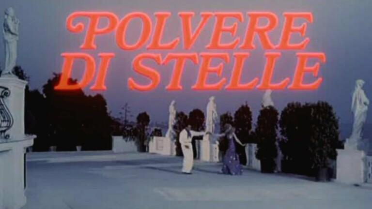 Stasera in tv, 27 aprile: su Cine 34 il film Polvere di Stelle con Alberto Sordi