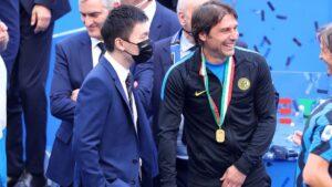 Conte Inter ecco i motivi dell'addio e la somma della buonuscita