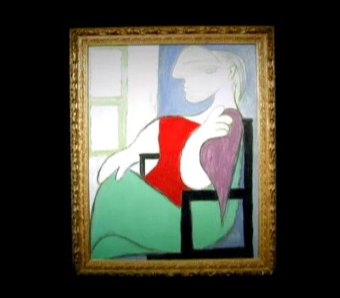 Dipinto di Picasso