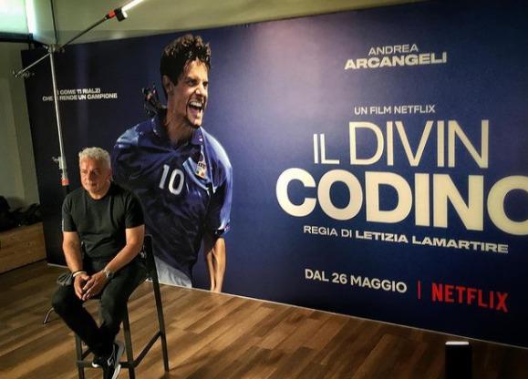 Il Divin Codino Roberto Baggio
