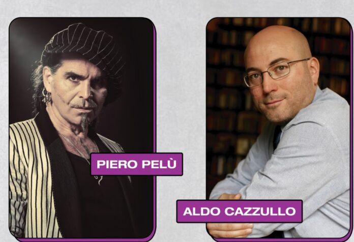 Piero Pelù Dante Aldo Cazzullo