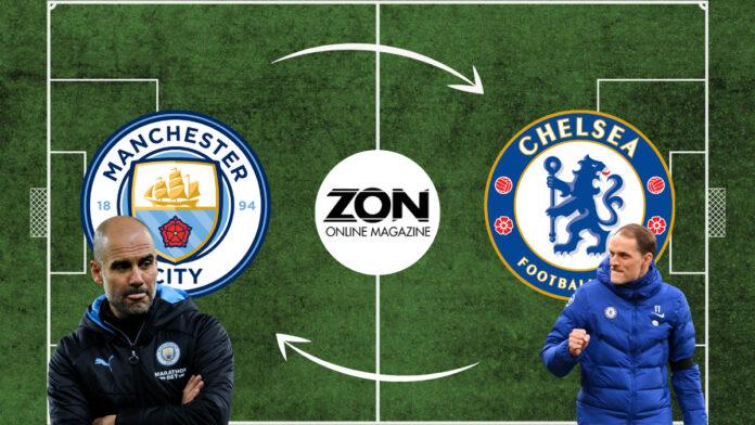 Manchester City Chelsea, champions league guardiola