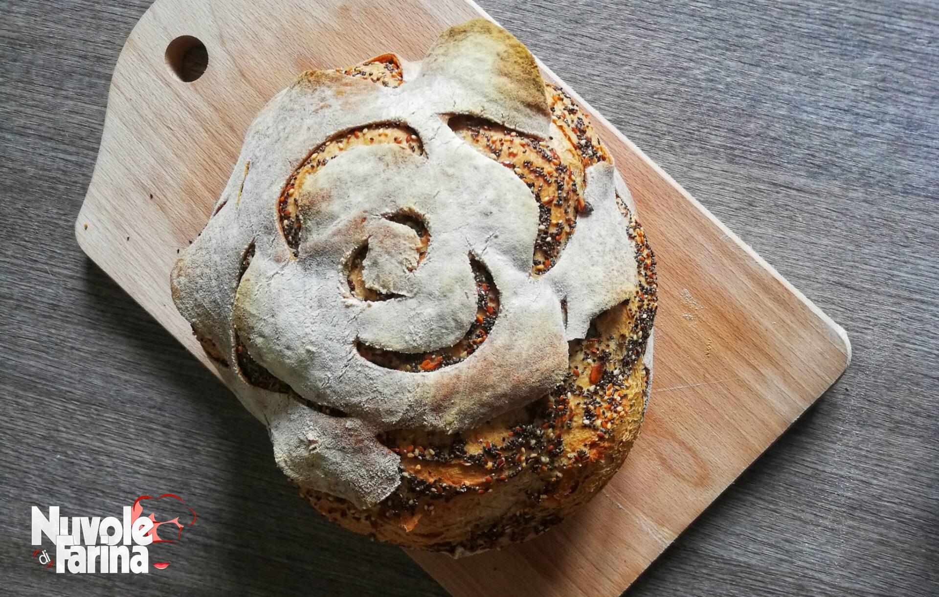 rose bread