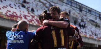 Salernitana, Serie A, Serie B