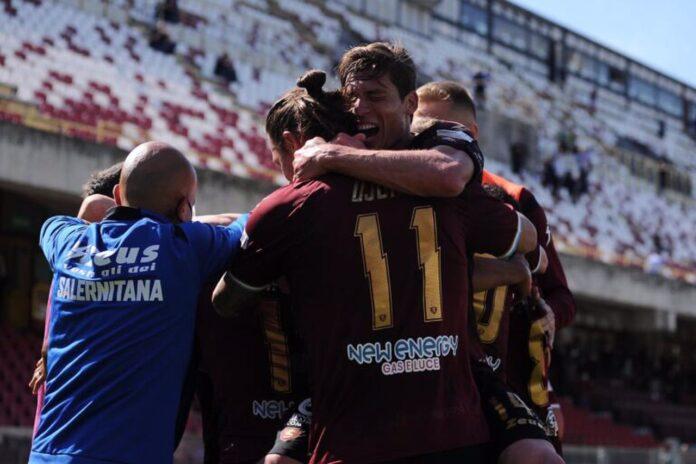 Salernitana, Serie A