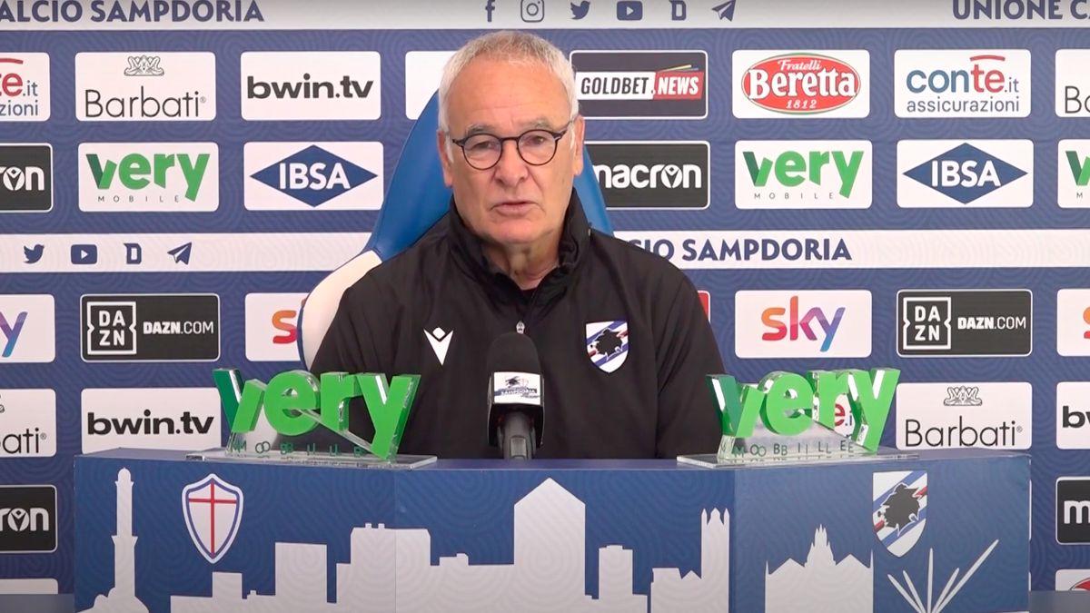 Sampdoria, Ranieri