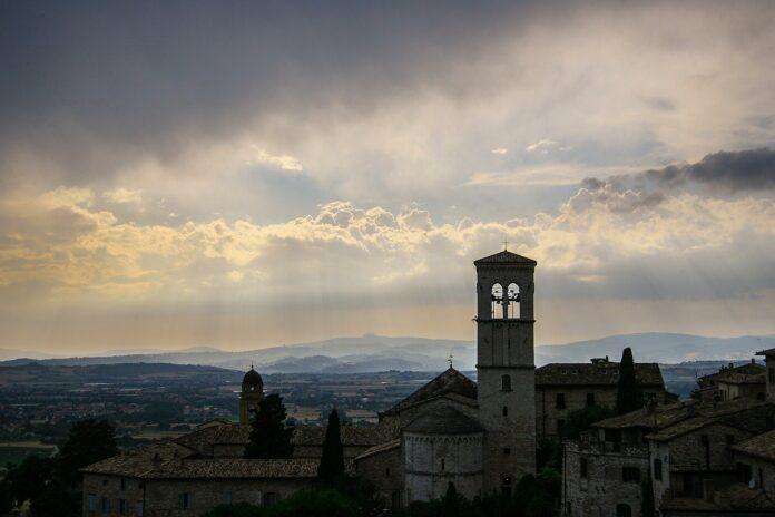 Umbria città di castello assisi