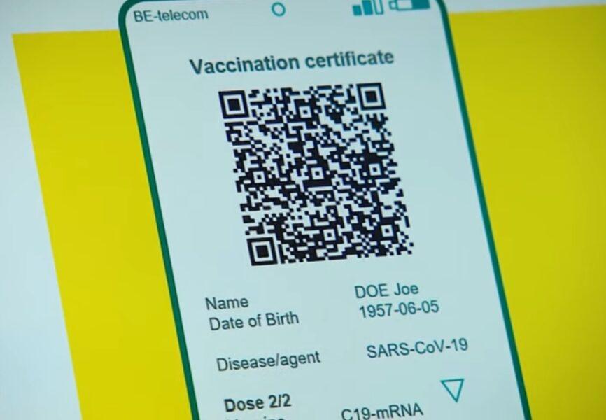 digital green pass ue