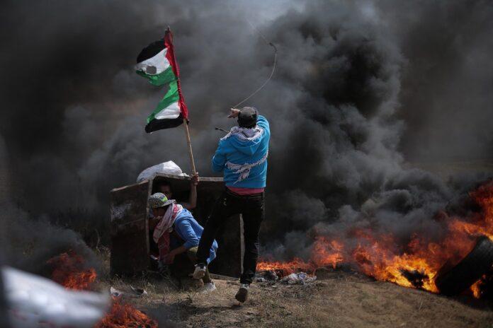 questione palestinese striscia di gaza