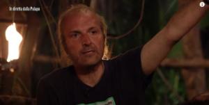 L'Isola dei famosi: Ubaldo lascia il programma