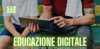 cyberbullismo educazione digitale