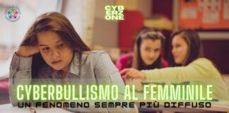 cyberbullismo femminile