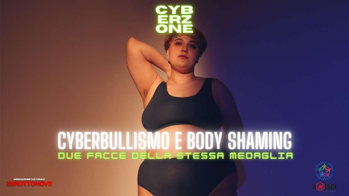 cyberbullismo e body shaming