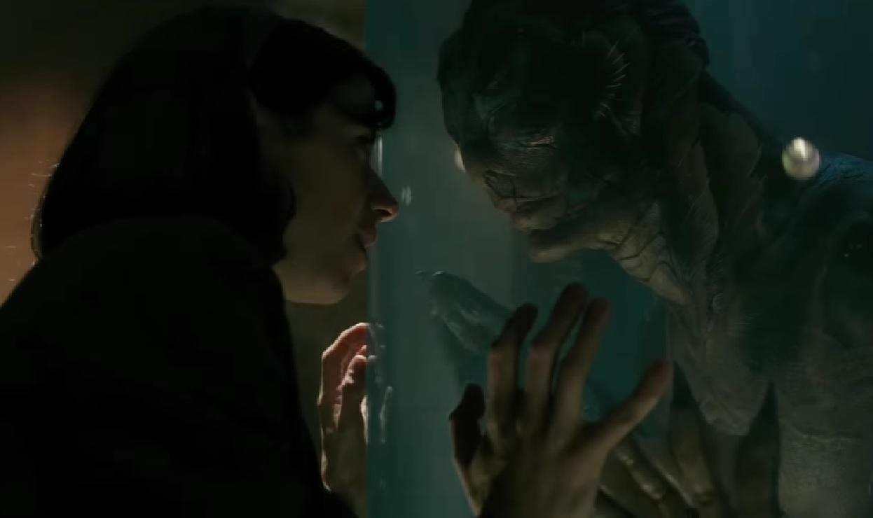 La forma dell'acqua - Del Toro - Stasera in tv