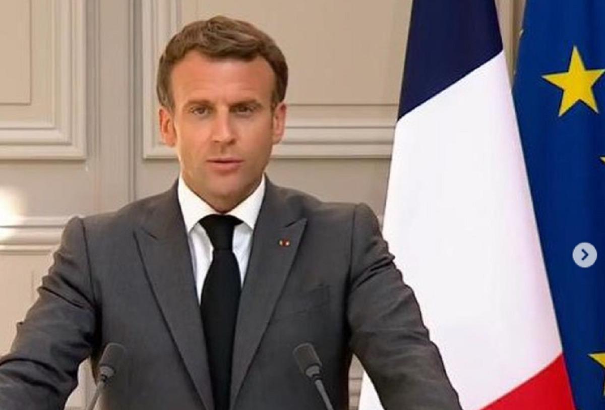 Francia macron