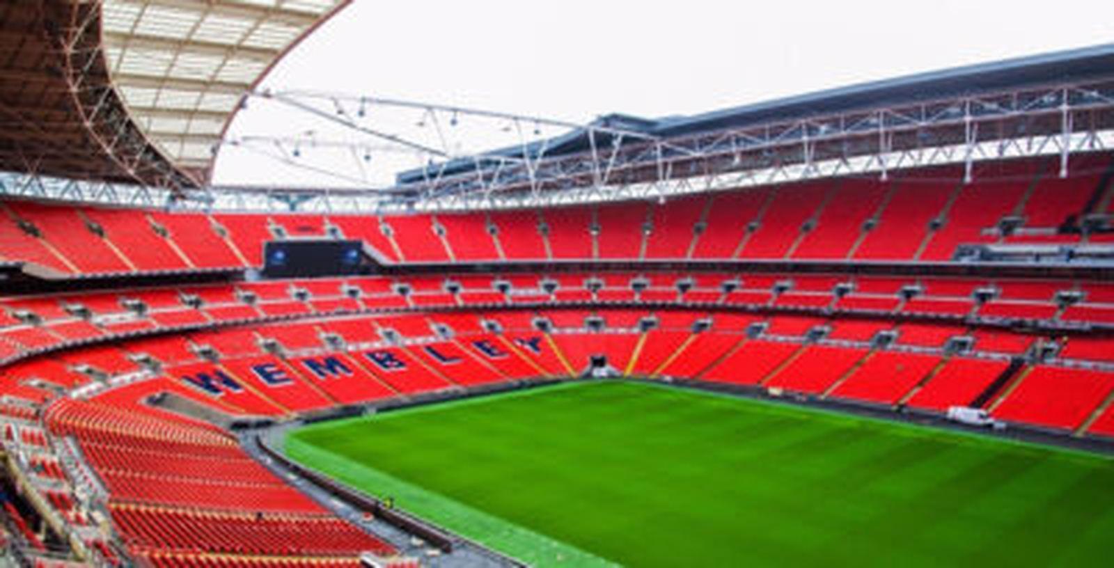 Wembley, Europei