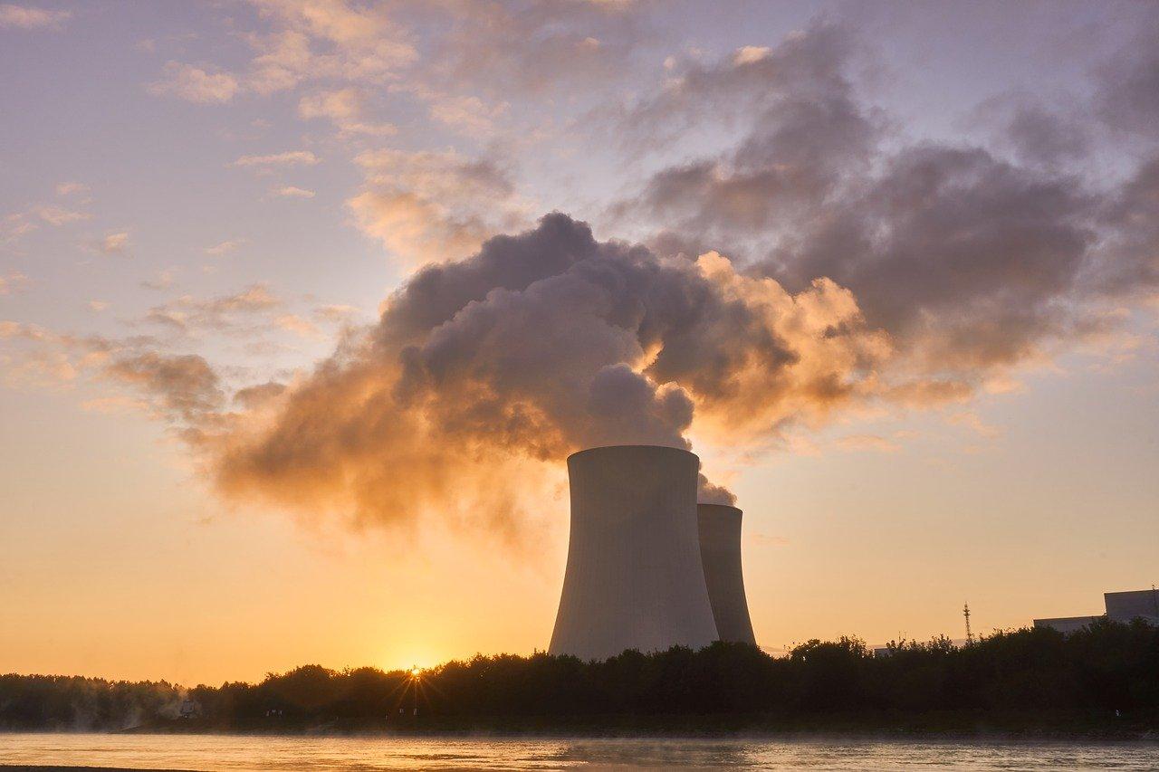 centrale nucleare cina