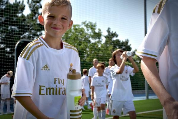 Forte dei Marmi campo estivo Real Madrid