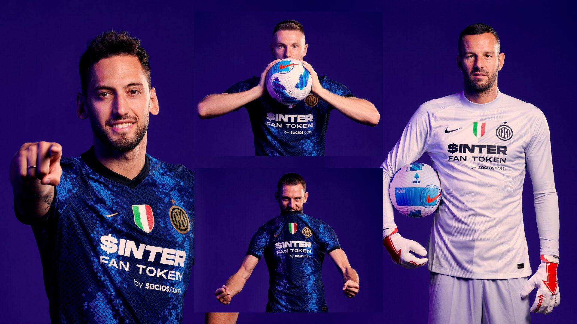 Inter, nuovo sponsor
