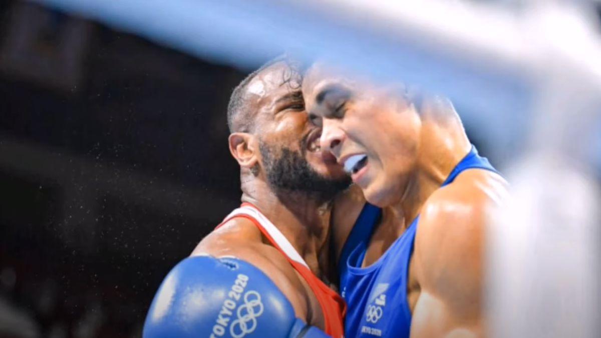 Olimpiadi, morso Baalla