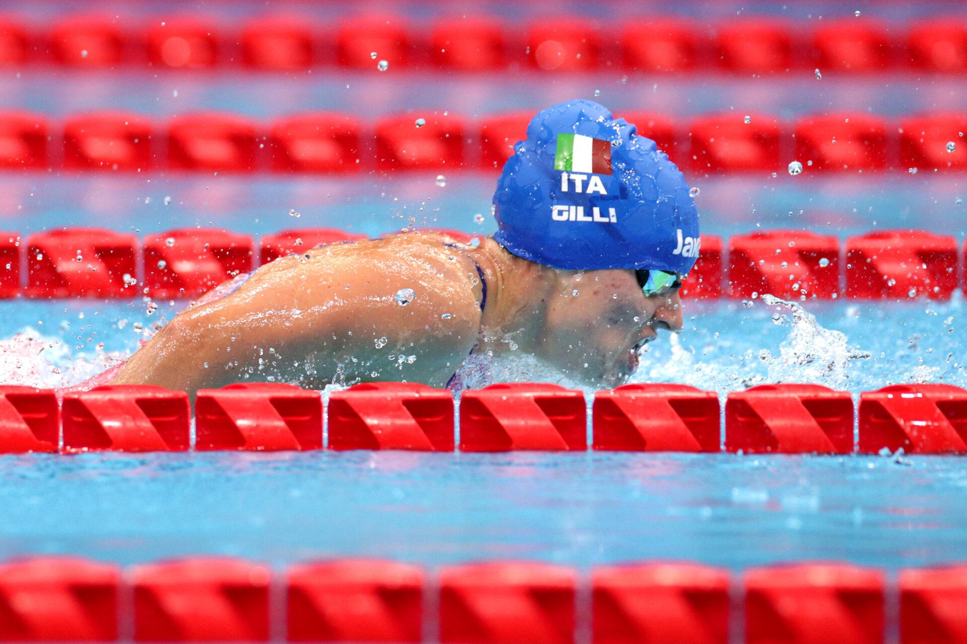 Paralimpiadi, Carlotta Gilli