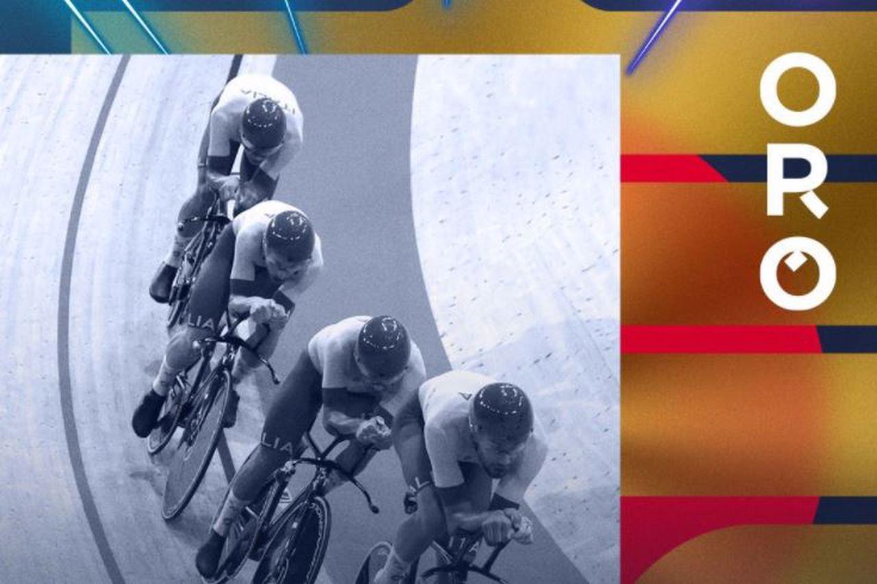Italia, ciclismo su pista, Ganna