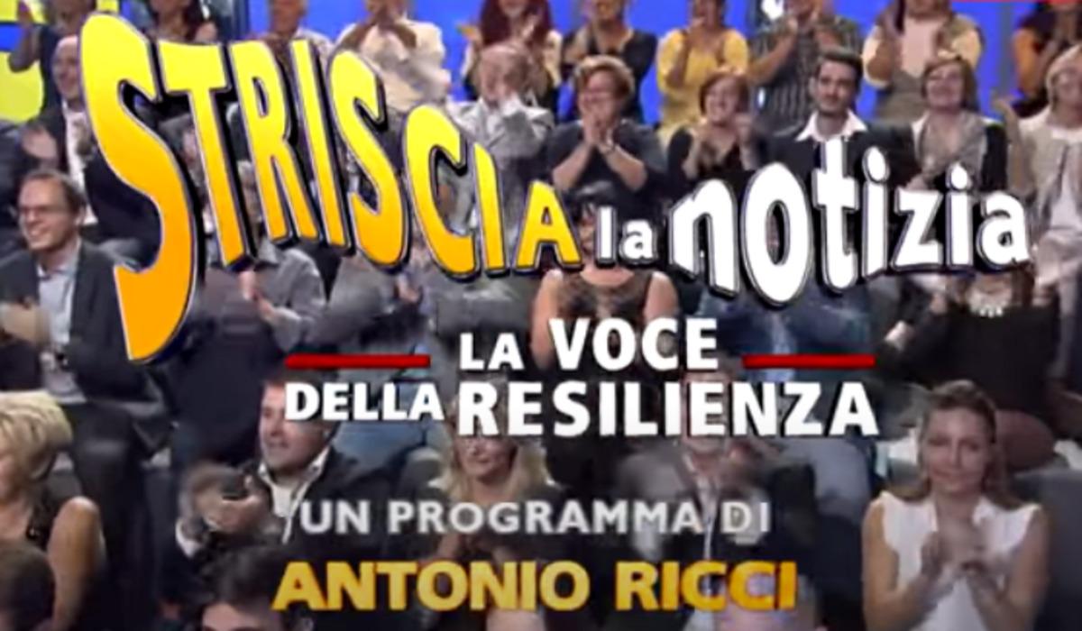 Striscia la Notizia, Vanessa Incontrada e Alessandro Siani