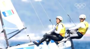 Olimpiadi, la coppia Tita Banti medaglia d'Oro nella Vela